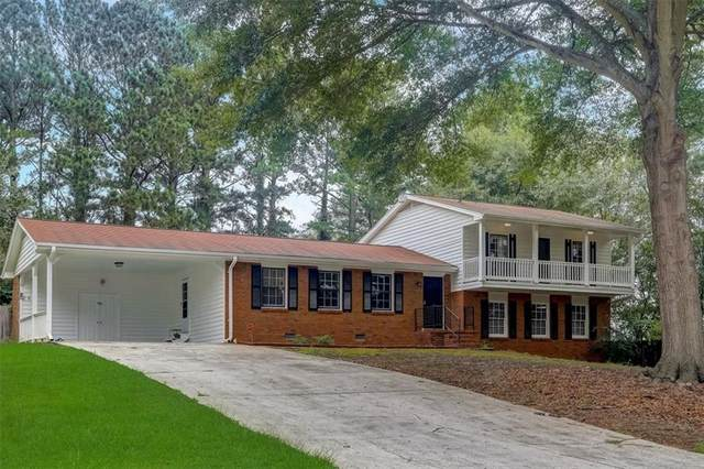 1987 Allwood Court, Lawrenceville, GA 30044 (MLS #6918890) :: North Atlanta Home Team