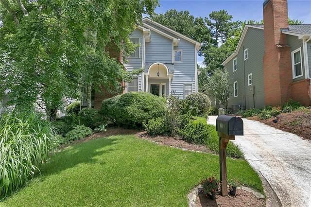 283 Somerlane Place, Avondale Estates, GA 30002 (MLS #6918895) :: The Zac Team @ RE/MAX Metro Atlanta