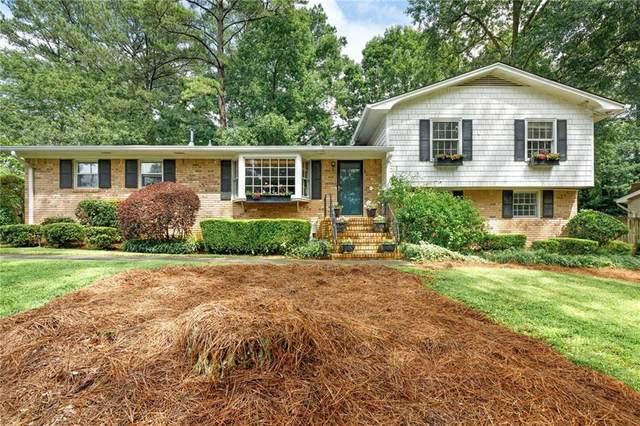 120 Lisa Lane SE, Smyrna, GA 30082 (MLS #6918907) :: North Atlanta Home Team