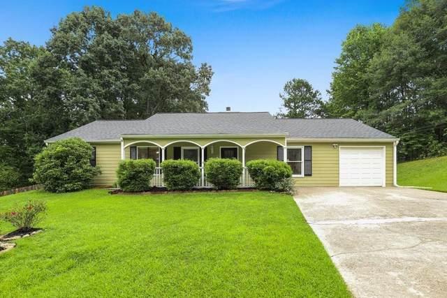 3571 Mill Creek Drive SW, Smyrna, GA 30082 (MLS #6918916) :: North Atlanta Home Team