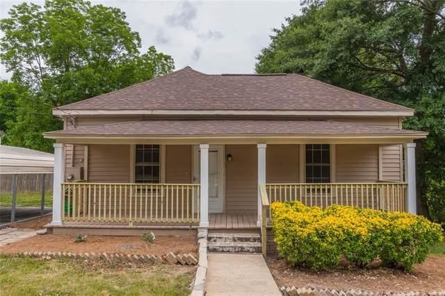 1565 NE Elm Street NE, Conyers, GA 30012 (MLS #6918919) :: North Atlanta Home Team