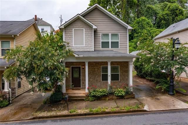 212 W Marietta Street, Canton, GA 30114 (MLS #6918924) :: Path & Post Real Estate