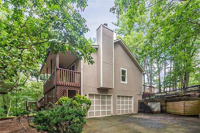 353 Ridgewood Drive, Waleska, GA 30183 (MLS #6918942) :: Path & Post Real Estate