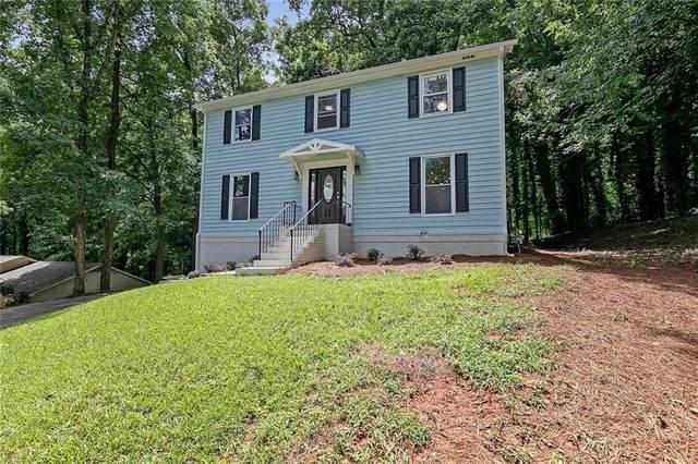 1711 Canberra Drive, Stone Mountain, GA 30088 (MLS #6918964) :: North Atlanta Home Team