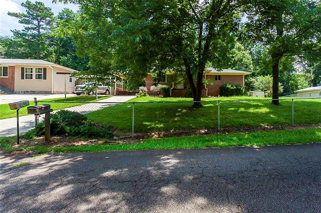 1439 Douglas Drive, Gainesville, GA 30504 (MLS #6918965) :: The North Georgia Group