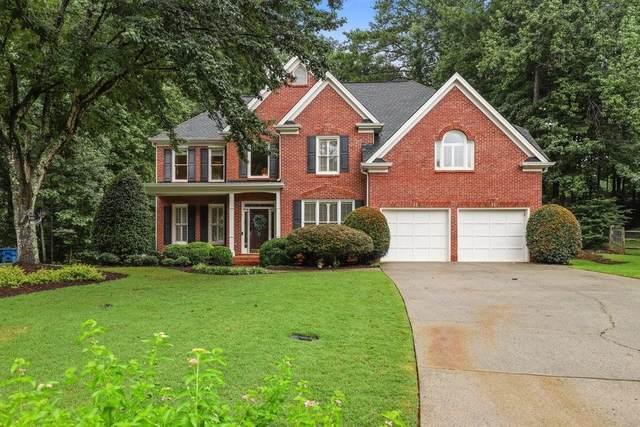 3095 Walnut Creek Drive, Alpharetta, GA 30005 (MLS #6918969) :: North Atlanta Home Team