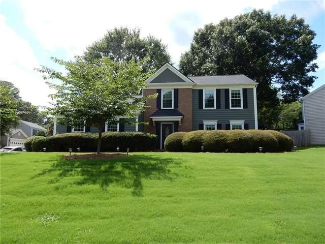 105 Thatching Lane, Alpharetta, GA 30022 (MLS #6918982) :: North Atlanta Home Team
