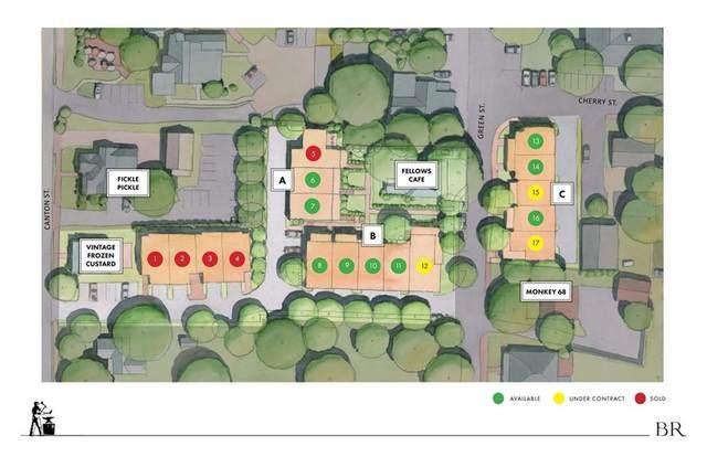 1078 Green Street #8, Roswell, GA 30075 (MLS #6918983) :: The Kroupa Team | Berkshire Hathaway HomeServices Georgia Properties