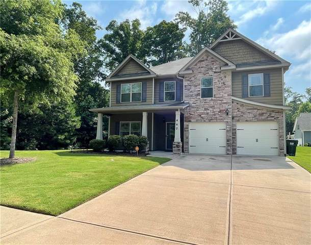 440 Cleburne Place, Acworth, GA 30101 (MLS #6918997) :: North Atlanta Home Team