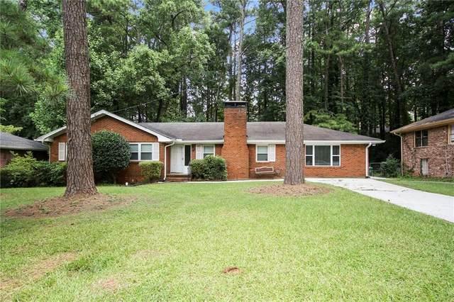 1363 Holly Lane NE, Atlanta, GA 30329 (MLS #6918999) :: Good Living Real Estate