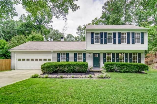 3010 Clearbrook Drive, Marietta, GA 30068 (MLS #6919000) :: Path & Post Real Estate