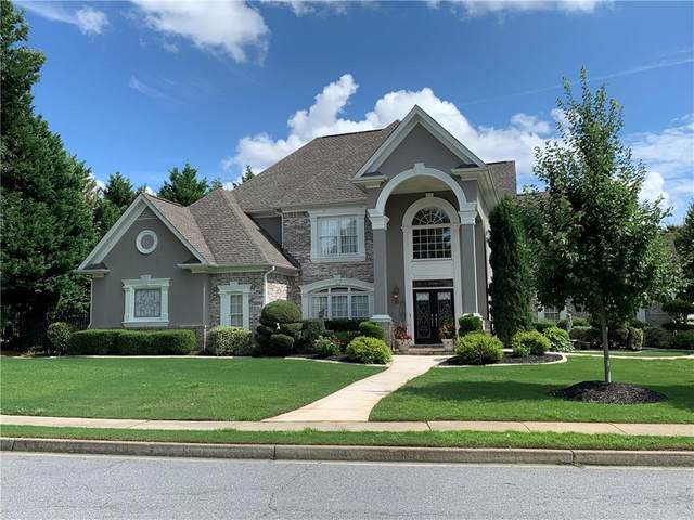 2897 Stone Column Lane, Buford, GA 30519 (MLS #6919026) :: North Atlanta Home Team