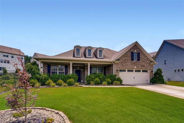 4018 Creekshire Trail, Canton, GA 30115 (MLS #6919027) :: North Atlanta Home Team