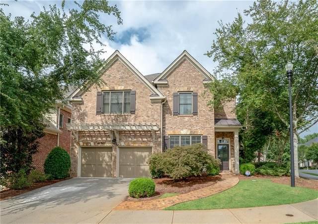 740 Society Street, Alpharetta, GA 30022 (MLS #6919028) :: North Atlanta Home Team