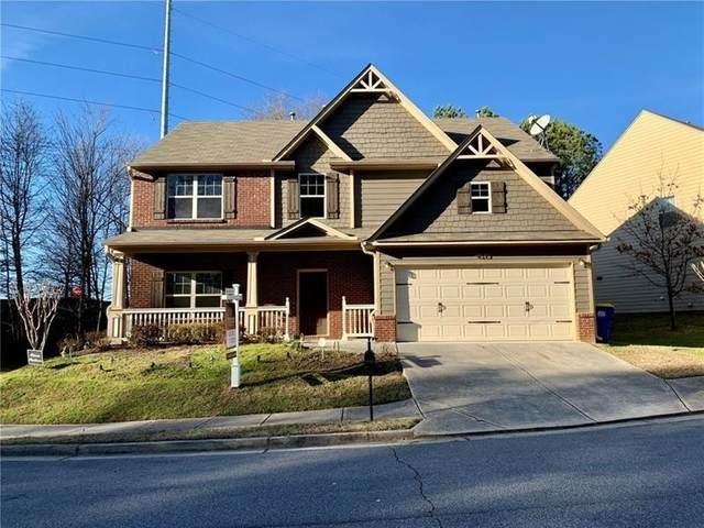 4515 Ashworth Glen, Marietta, GA 30068 (MLS #6919036) :: Kennesaw Life Real Estate