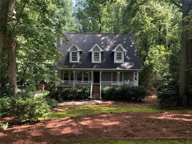 332 Knotts Circle, Woodstock, GA 30188 (MLS #6919044) :: Kennesaw Life Real Estate