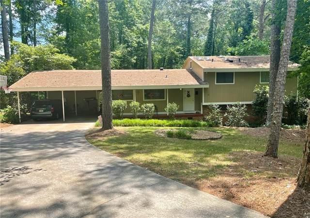 2079 Rosser Place, Stone Mountain, GA 30087 (MLS #6919061) :: North Atlanta Home Team