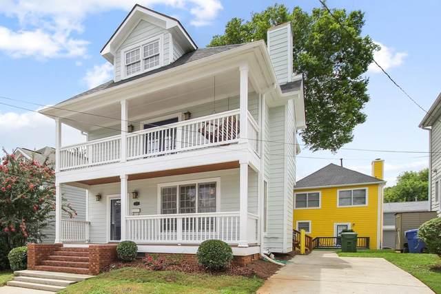 87 Richmond Street SE, Atlanta, GA 30312 (MLS #6919069) :: The Atlanta Real Estate Group