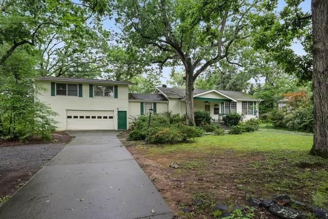 1450 Whitfield Street SE, Smyrna, GA 30080 (MLS #6919077) :: The Gurley Team