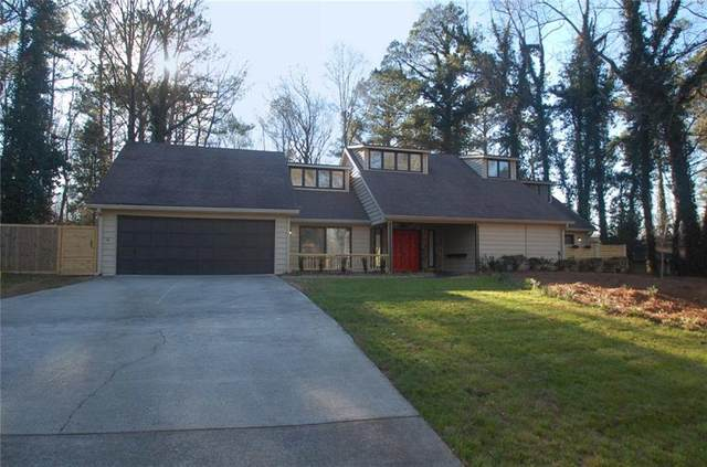 487 Greystone Trace, Marietta, GA 30068 (MLS #6919095) :: Path & Post Real Estate