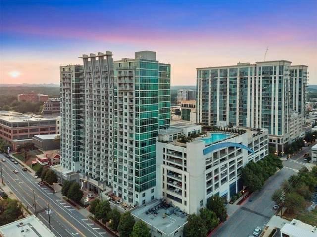 250 Pharr Road NE #702, Atlanta, GA 30305 (MLS #6919123) :: Dillard and Company Realty Group