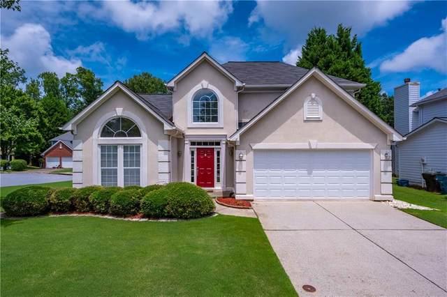 2490 Lunetta Lane, Alpharetta, GA 30004 (MLS #6919141) :: Path & Post Real Estate