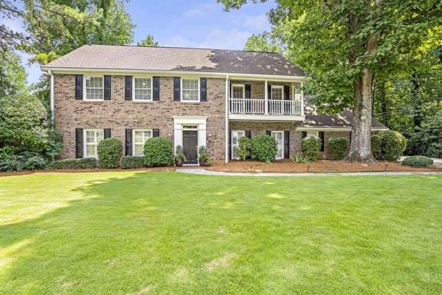 360 Lighthouse Point, Atlanta, GA 30328 (MLS #6919151) :: Dawn & Amy Real Estate Team
