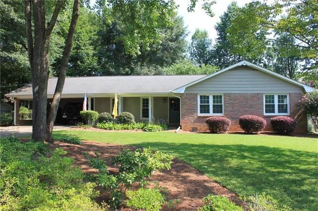 1870 Evergreen Lane, Alpharetta, GA 30009 (MLS #6919153) :: Path & Post Real Estate