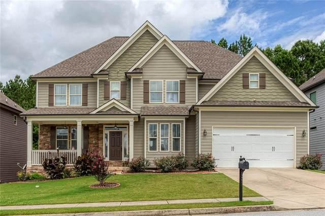 468 Crimson Drive, Dallas, GA 30132 (MLS #6919171) :: North Atlanta Home Team