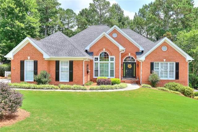 826 Ivy Ridge Drive, Loganville, GA 30052 (MLS #6919181) :: Path & Post Real Estate