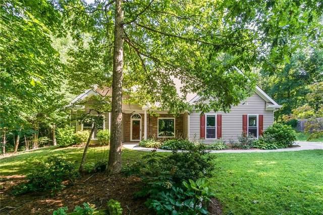 203 Brights Way, Dawsonville, GA 30534 (MLS #6919184) :: RE/MAX Paramount Properties