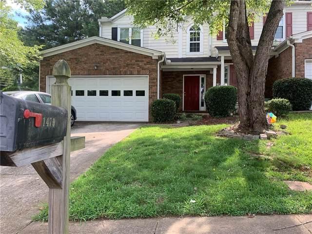 1479 Vintage Pointe Drive, Lawrenceville, GA 30044 (MLS #6919193) :: North Atlanta Home Team