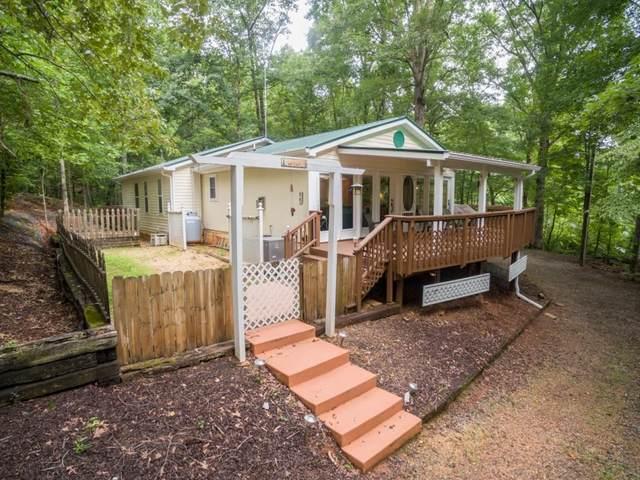 73 Mountain Brook Road, Dawsonville, GA 30534 (MLS #6919196) :: North Atlanta Home Team