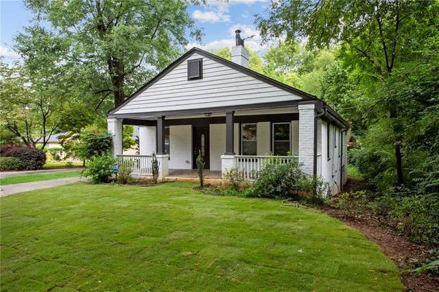 455 Loomis Avenue SE, Atlanta, GA 30312 (MLS #6919197) :: The Atlanta Real Estate Group