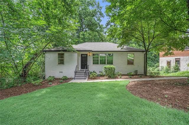1201 Clearview Drive NE, Brookhaven, GA 30319 (MLS #6919204) :: North Atlanta Home Team