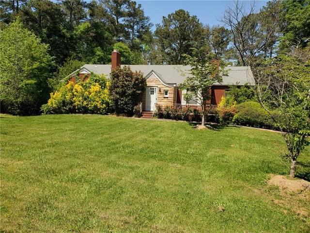 206 Woodland Lane SW, Mableton, GA 30126 (MLS #6919208) :: Kennesaw Life Real Estate