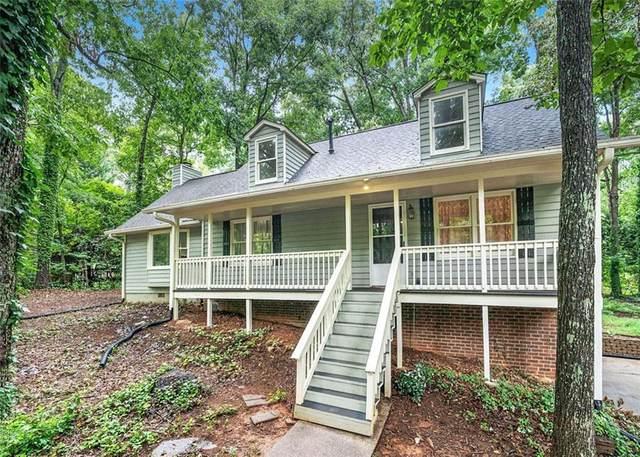 4101 Oak Stone Drive, Douglasville, GA 30135 (MLS #6919221) :: Compass Georgia LLC