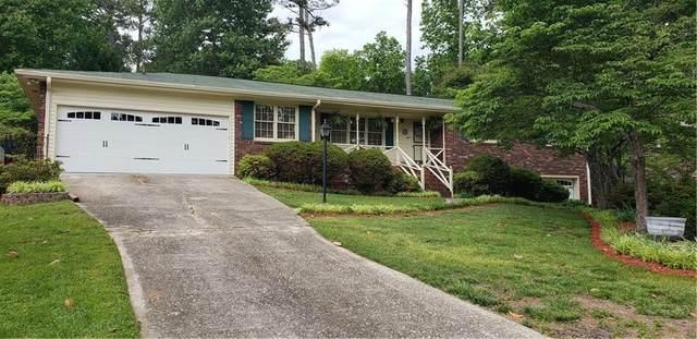 3971 Westmoreland Dr, Kennesaw, GA 30144 (MLS #6919229) :: Path & Post Real Estate