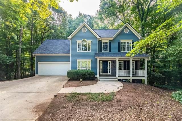 12640 Etris Road, Roswell, GA 30075 (MLS #6919233) :: The Kroupa Team | Berkshire Hathaway HomeServices Georgia Properties