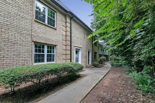 310 Winding River Drive C, Sandy Springs, GA 30350 (MLS #6919255) :: North Atlanta Home Team
