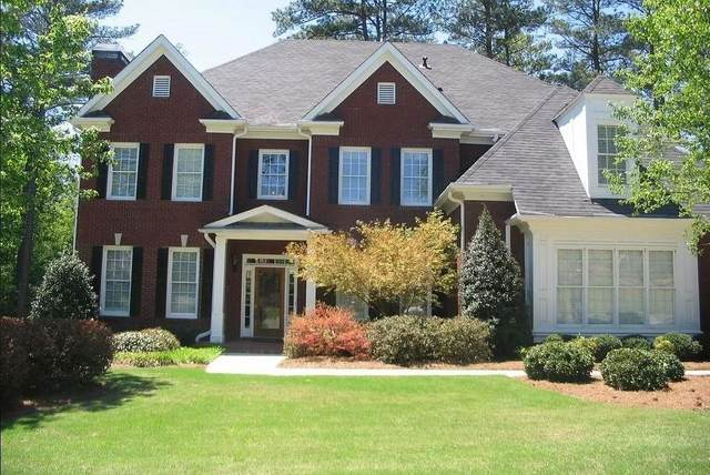 14452 Club Circle, Milton, GA 30004 (MLS #6919259) :: Path & Post Real Estate
