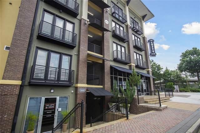 5300 Peachtree Road #2507, Chamblee, GA 30341 (MLS #6919269) :: North Atlanta Home Team