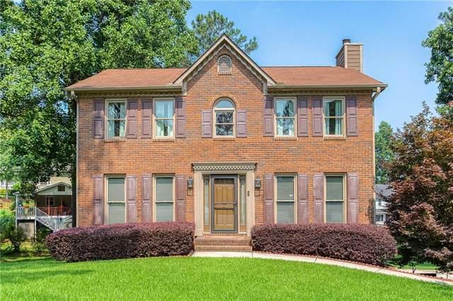 4609 Pine Harbor Court NE, Kennesaw, GA 30144 (MLS #6919270) :: North Atlanta Home Team