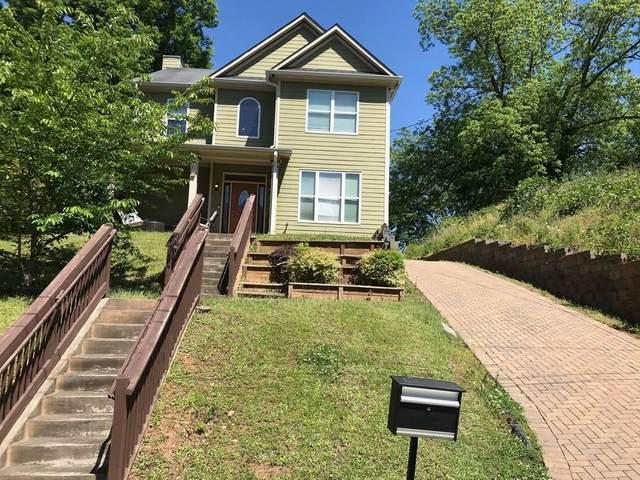 934 Violet Avenue SE, Atlanta, GA 30315 (MLS #6919272) :: The Atlanta Real Estate Group