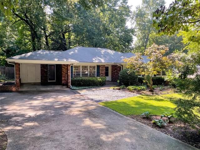 1095 Burton Drive NE, Atlanta, GA 30329 (MLS #6919277) :: North Atlanta Home Team
