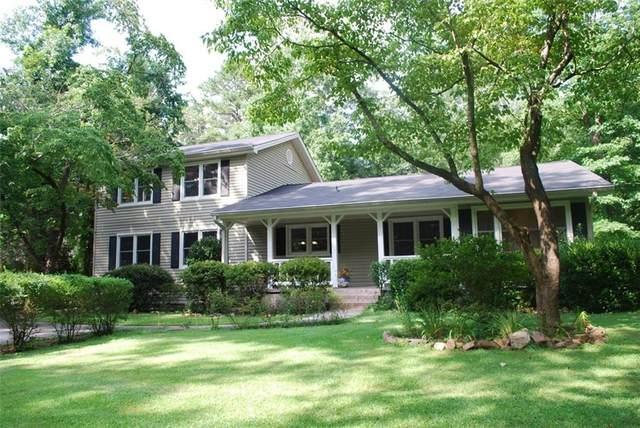 1718 Pucketts Drive SW, Lilburn, GA 30047 (MLS #6919284) :: Maximum One Partners