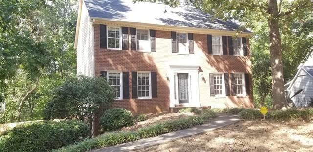 1683 Barn Swallow Place, Marietta, GA 30062 (MLS #6919290) :: Maximum One Partners