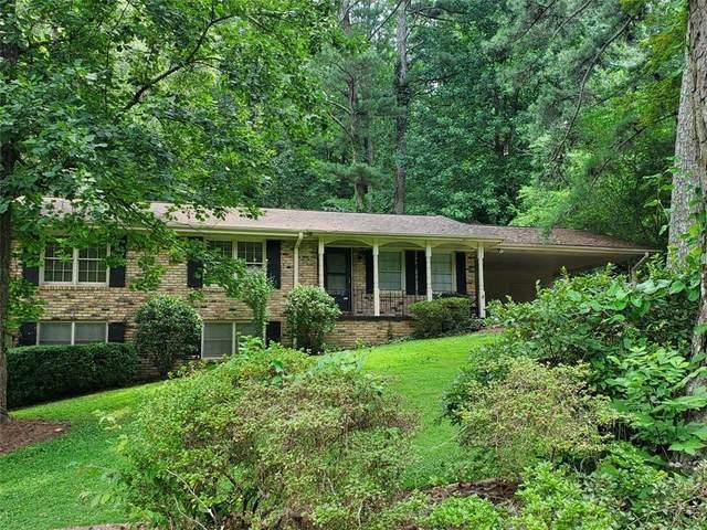 344 Colchester Drive, Stone Mountain, GA 30088 (MLS #6919309) :: North Atlanta Home Team