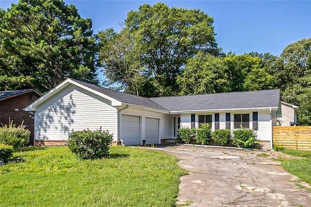 565 Lakeridge Circle SE, Conyers, GA 30094 (MLS #6919326) :: North Atlanta Home Team