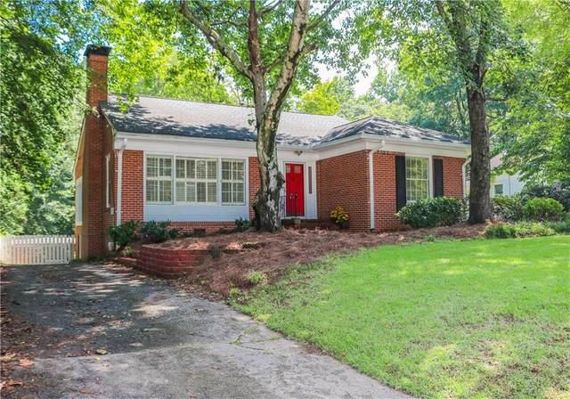 637 Clairemont Avenue, Decatur, GA 30030 (MLS #6919339) :: North Atlanta Home Team